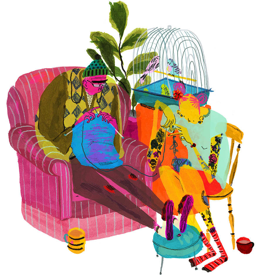 Co-op charities